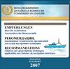 <p>CD Empfehlungen über die technischen Vorschriften für Binnenschiffe,<br />Hrsg. 2007</p> <p>Preis für Organisationen der Mitgliedstaate</p>