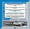 <p>CD Правила перевозки опасных грузов по Дунаю (ВОПОГ-Д), издание 2007 г.</p> <p><br />Перечень вопросов и матрицы для приема экзаменов у экспертов согласно подпункту<br />8.2.2.7.1.3 ВОПОГ-Д,</p> <p></p> <p>издание 2007 г.</p> <p></p> <p>Стоимость для организаций из государств-членов</p>