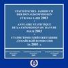 <p>für 2003, Hrsg. 2005</p> <p>Preis für Organisationen der Mitgliedstaate</p>