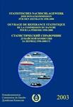 <p>für den Zeitraum 1950-2000, Hrsg. 2003</p> <p>Preis für Organisationen der Mitgliedstaate</p>